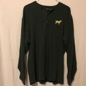 Men's Eddie Bauer thermal  shirt size medium.